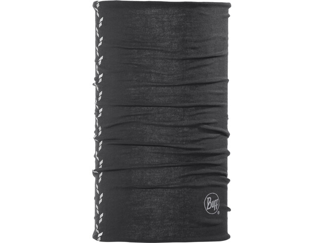 Buff Reflective Neckwear black